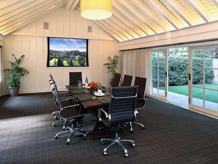 Madrone Conference Room at Meadowood Resort & Spa, Calistoga