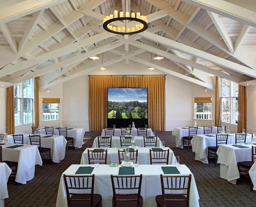 Vintners Meeting Room at Meadowood Resort, Calistoga